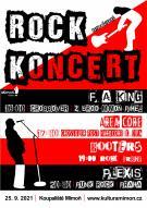 Rock koncert 1