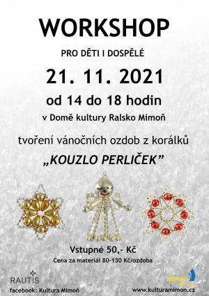 """Workshop """"Kouzlo perliček"""" 1"""