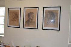 Výstava absolventů ZUŠ Mimoň
