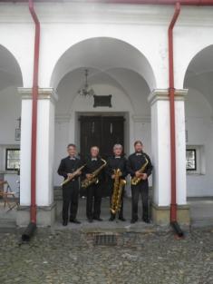 Zámecké saxofonové kvarteto